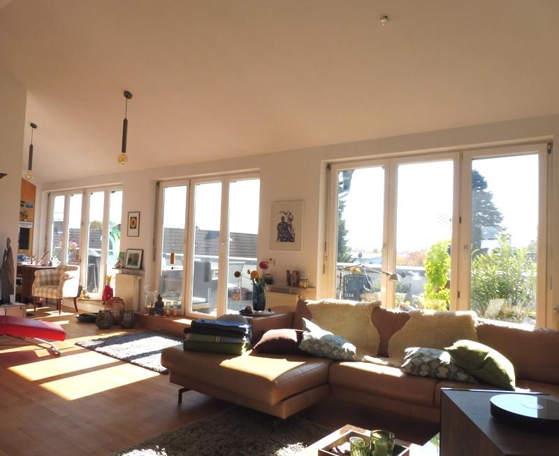 Erfüllter Wohntraum
